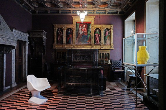 Museo Bagatti Valsecci Milan, Studio Libertiny | Yellowtrace.
