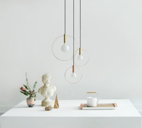 Aura Pendants by Ladies & Gentlemen Studio | Yellowtrace.