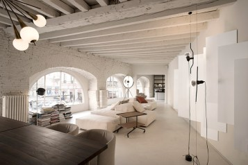 Boffi Apartment on Via Solferino during Salone del Mobile 2013   Yellowtrace.