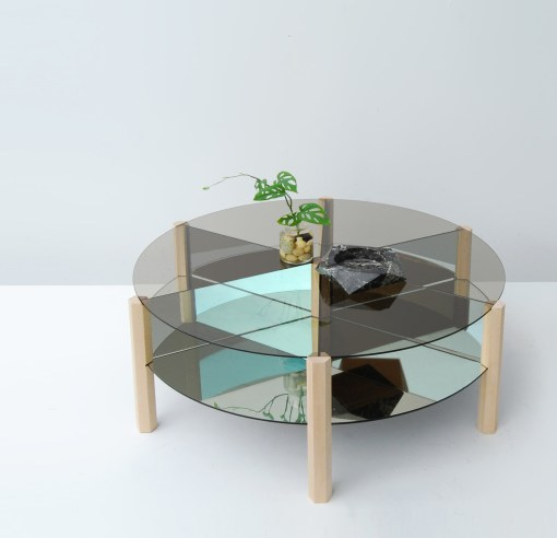 Mirage Coffee Table by Ladies & Gentlemen Studio | Yellowtrace.