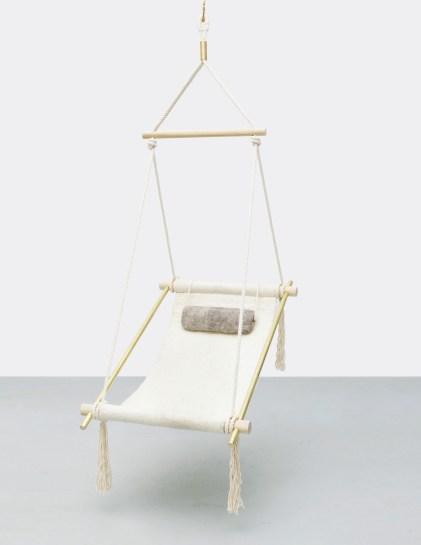 Ovis Hanging Chair by Ladies & Gentlemen Studio | Yellowtrace.
