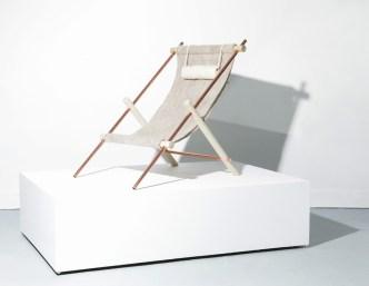 Ovis Lounge Chair by Ladies & Gentlemen Studio | Yellowtrace.