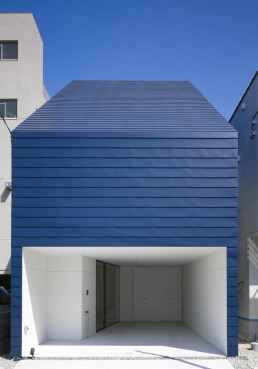House of Ujina, Japan by Maker | Yellowtrace.