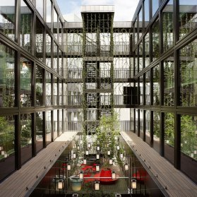 CitizenM London Bankside, Netherlands by Concrete | Yellowtrace.