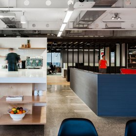 Clemenger BBDO, Australia by Hassell | Yellowtrace.