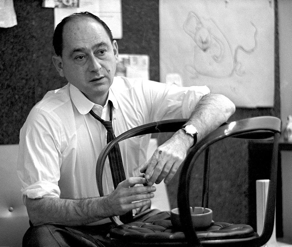 George Nelson Architect Designer Writer Teacher