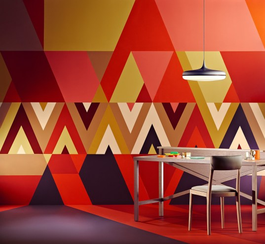 The Digital Nomads Palette, Dulux Colour Forecast 2014 | Yellowtrace.