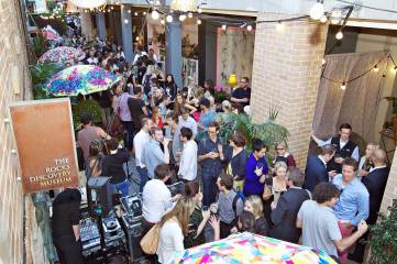 Gumtree Garden Pop-Up Bar, Designed by Yellowtrace | Party Time, Excellent