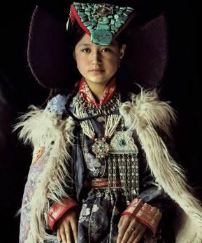 Ladakh Tribe, India. Photo by Jimmy Nelson   Yellowtrace