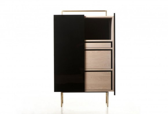 Tall Trunk Cabinet by Neri & Hu | Yellowtrace