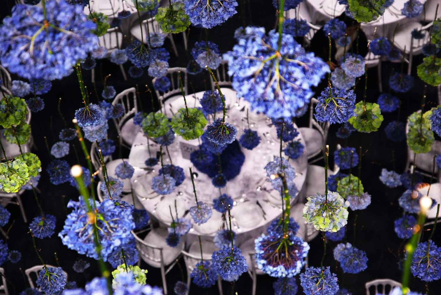 Rebecca Louise Law S Spectacular Floral Installations