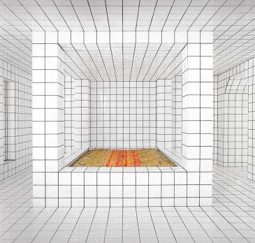 La Maison de La Celle-Saint-Cloud House by Jean-Pierre Raynaud | Yellowtrace