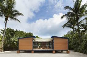 Charlotte Perriand's 1934 Miami Beach House by Louis Vuitton | Yellowtrace