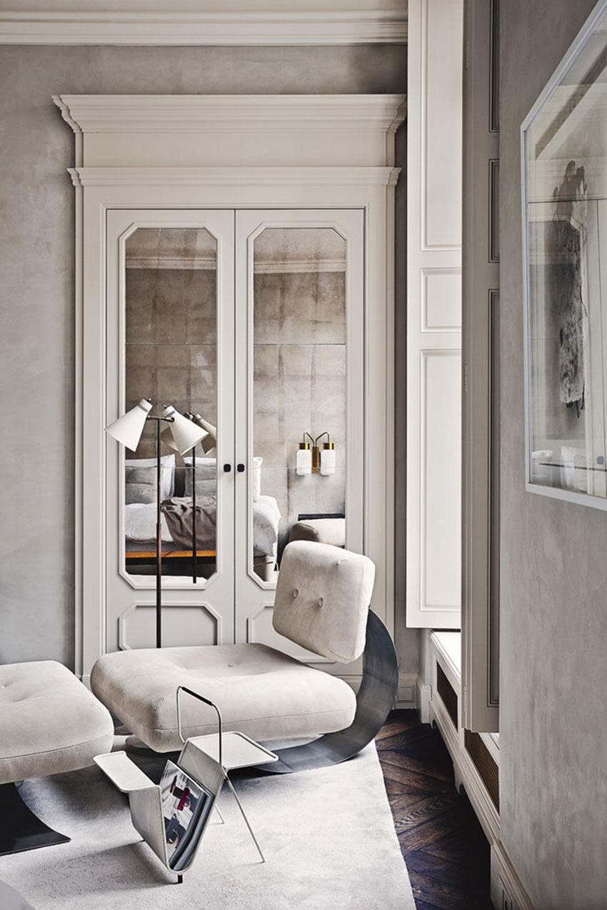 Joseph Dirands Paris Apartment Tour Yellowtrace