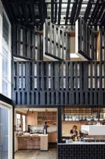 Beans Café & Roastery by Figureground Architecture in Melbourne | Yellowtrace