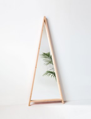 A Framed Mirror by Moving Mountains   Yellowtrace
