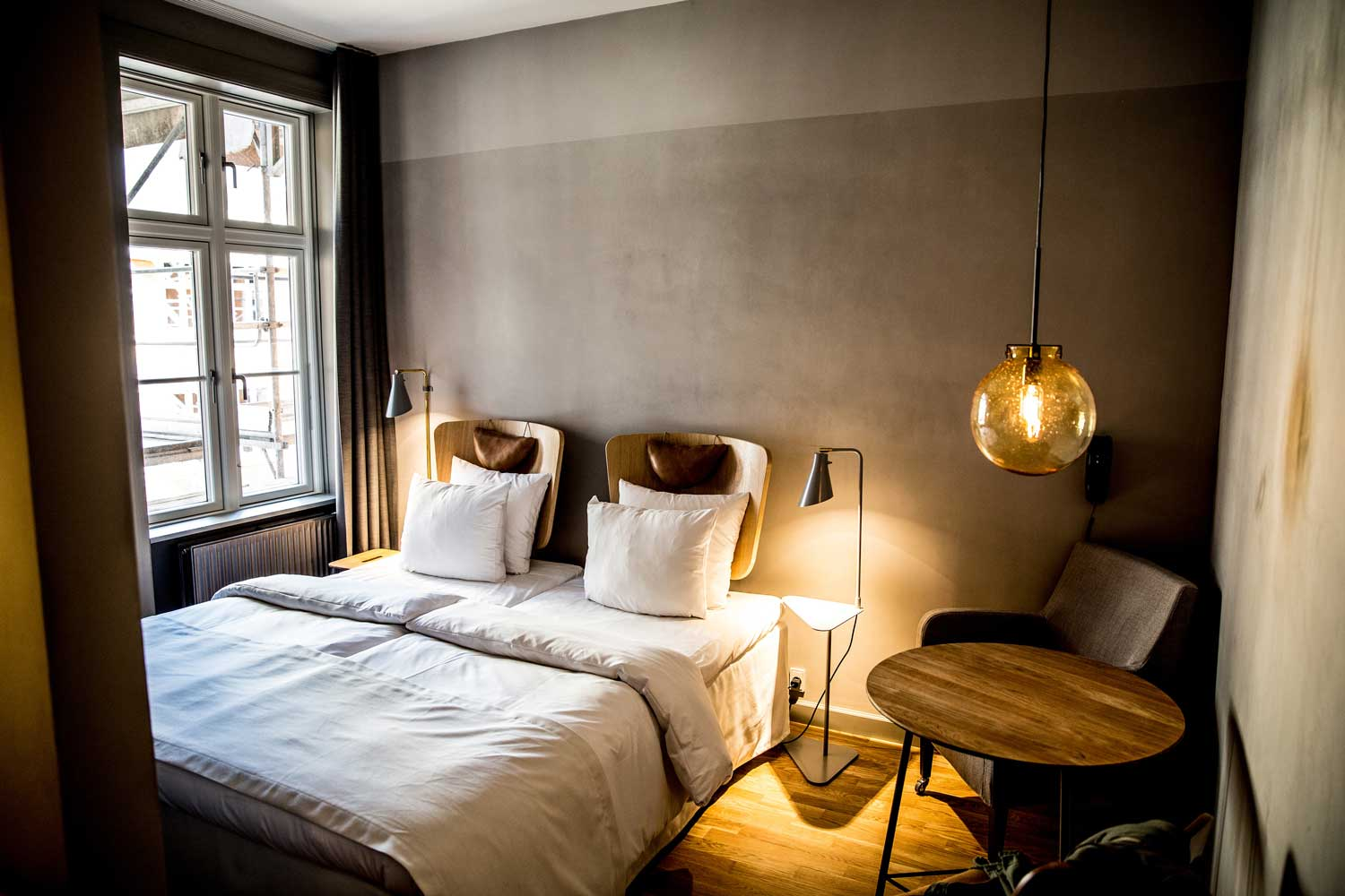 Hotel sp34 copenhagen denmark yellowtrace for The designers hotel