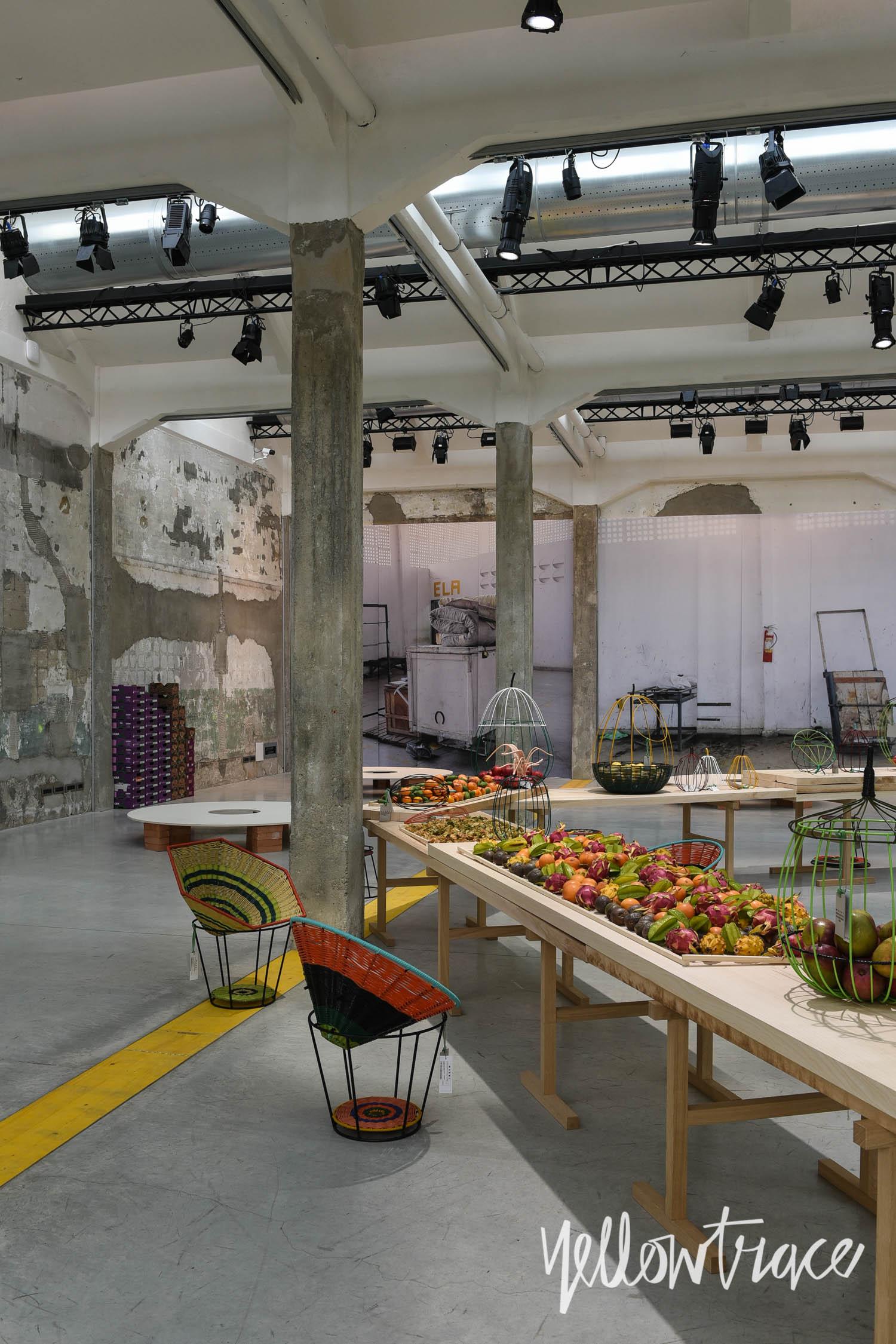 Marni mercado de paloquemao milan design week 2015 for Milan design week