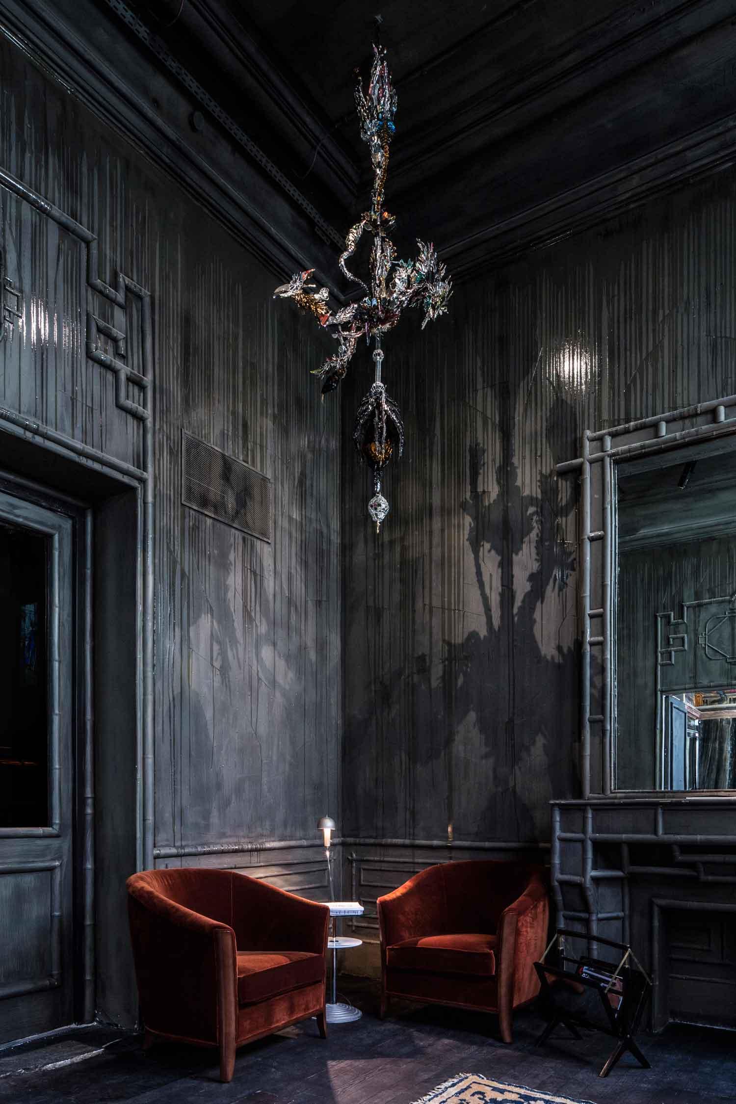 Legendary nightclub les bains paris becomes a luxury hotel