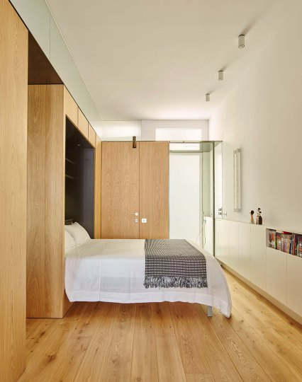House AB. in Barcelona by built architecture   Yellowtrace
