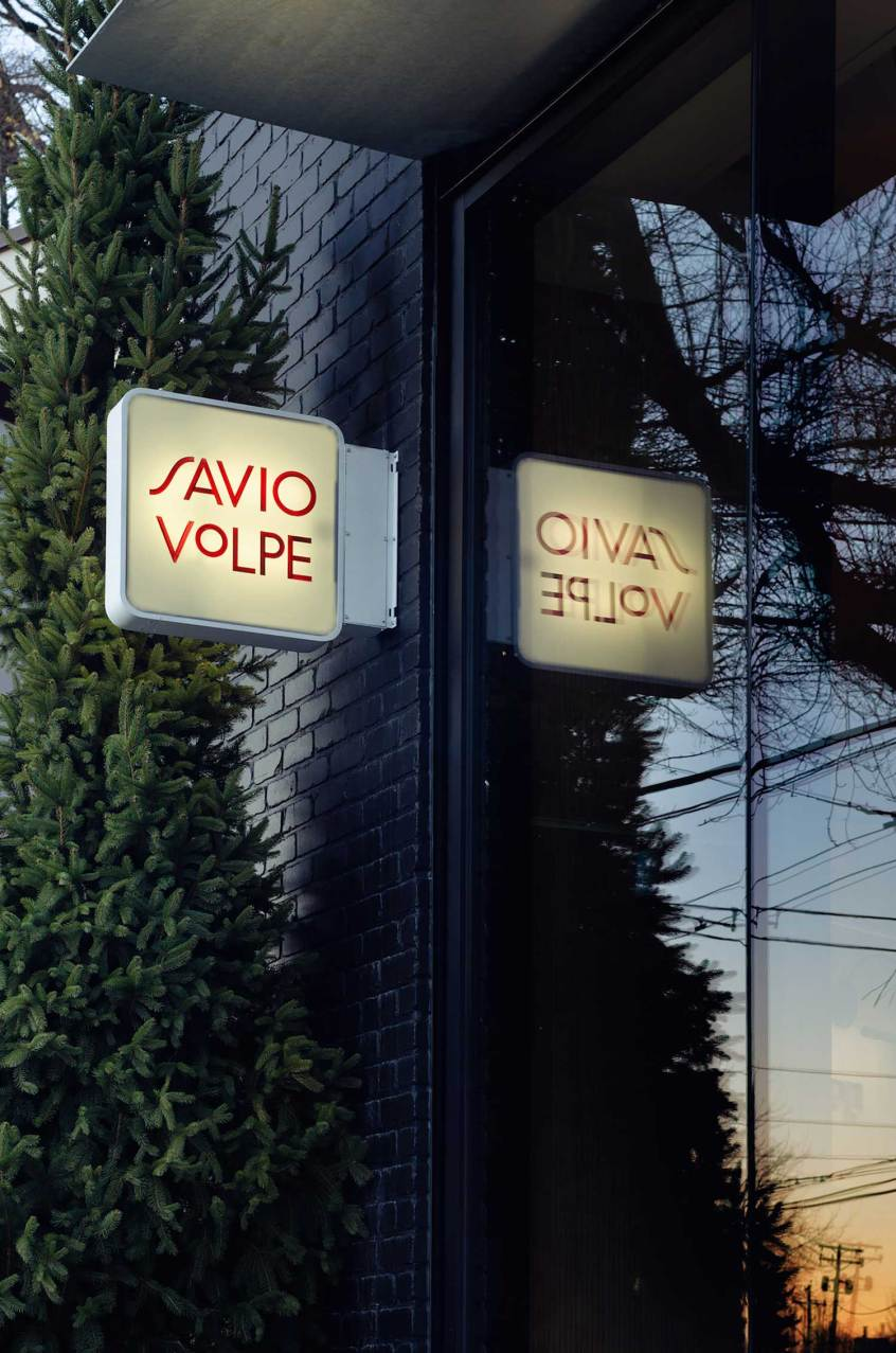 Osteria Salvio Volpe by Ste Marie Design | Yellowtrace