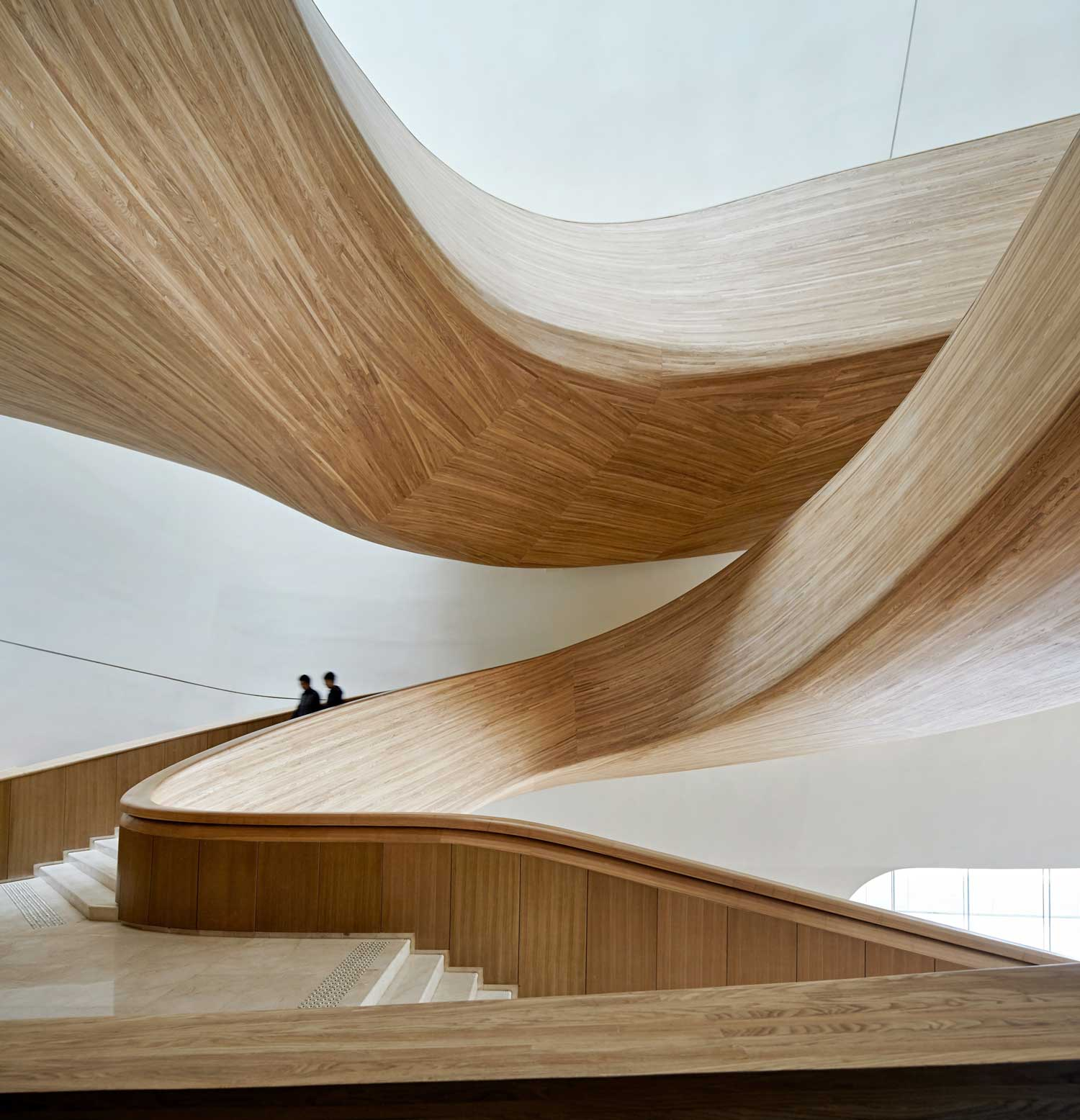The Lisbon Home That S Mad About Technology: Harbin Opera House By MAD Architects