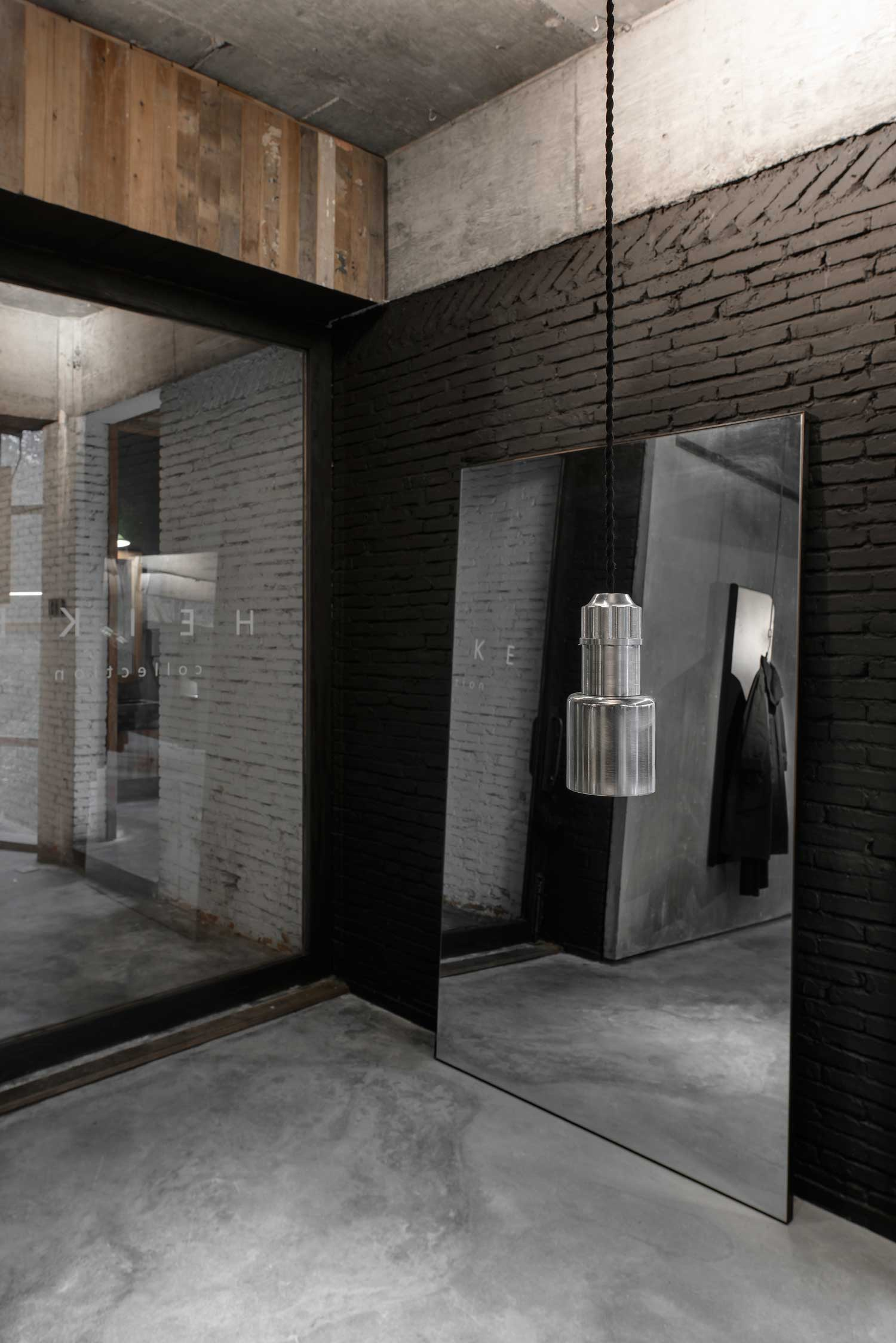 Heike Store In China By An Design Studio Yellowtrace