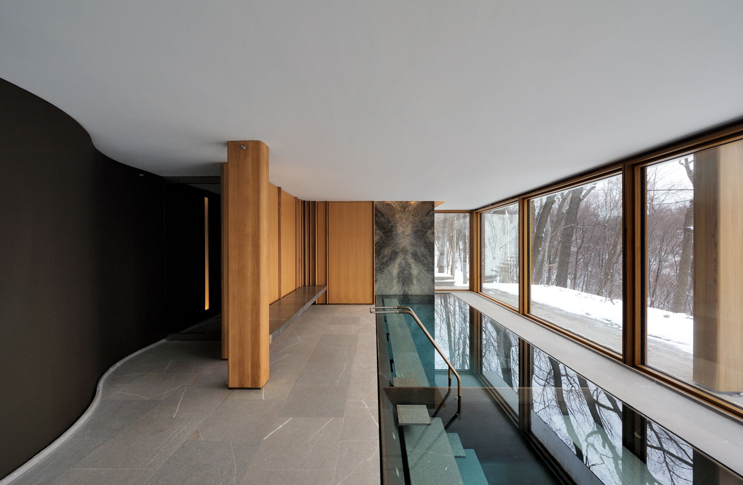 Integral House Toronto By Shim Sutcliffe Architects