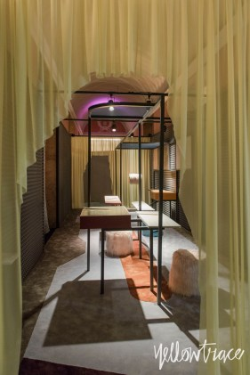 Elle Decor Soft Home by Marcante Testa/UdA Architetti at Palazzo Bovara, Photo © Nick Hughes/ Yellowtrace | #MILANTRACE2016