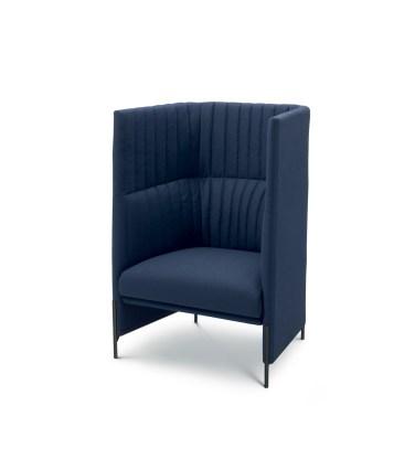 Algon Lounge Chair by Luca Nichetto for Arflex, Salone Del Mobile 2016 | #Milantrace2016