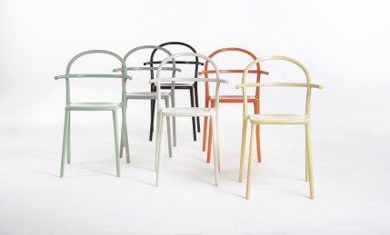 Generic Chair by Philippe Starck for Kartell, Salone Del Mobile 2016 | #Milantrace2016
