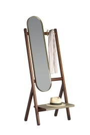 Ren Mirror by Neri&Hu Poltrona Frau, Salone Del Mobile 2016 | #Milantrace2016
