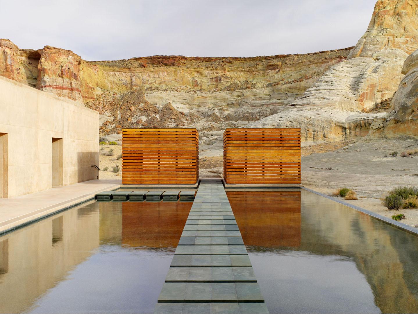 Amangiri resort spa in the high desert of utah for Design hotel utah