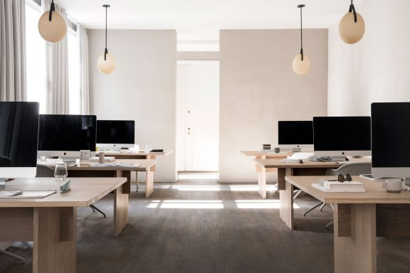 Kinfolk Magazine's Sublime Copenhagen HQ by Norm Architects | Yellowtrace