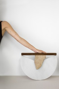 Carla Cascales' Sculpture Project, Semicircular | Yellowtrace