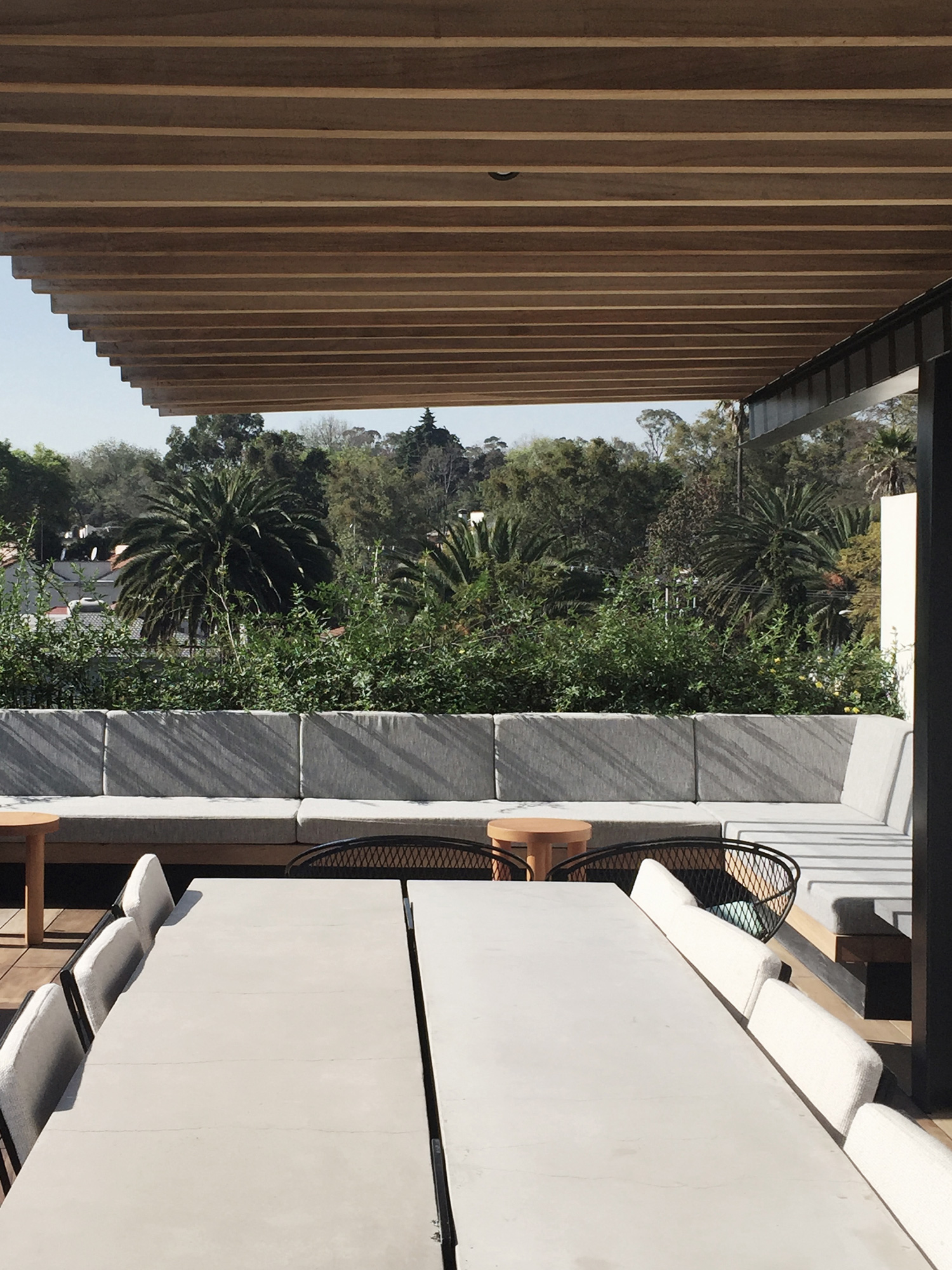 MM House in Mexico City by Nicolas Schuybroek Architects ...