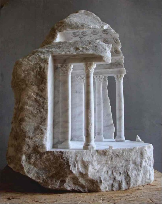 Architectural Marble Carvings by Matthew Simmonds ...
