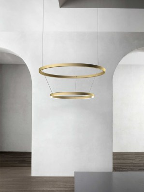 Luce Plan at Euroluce 2017 | Yellowtrace