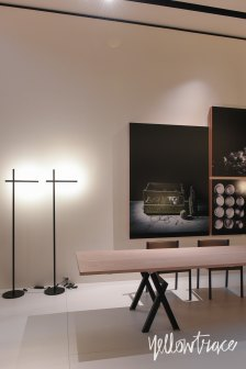 DePadova Stand at Salone del Mobile. Photo by Nick Hughes   Yellowtrace