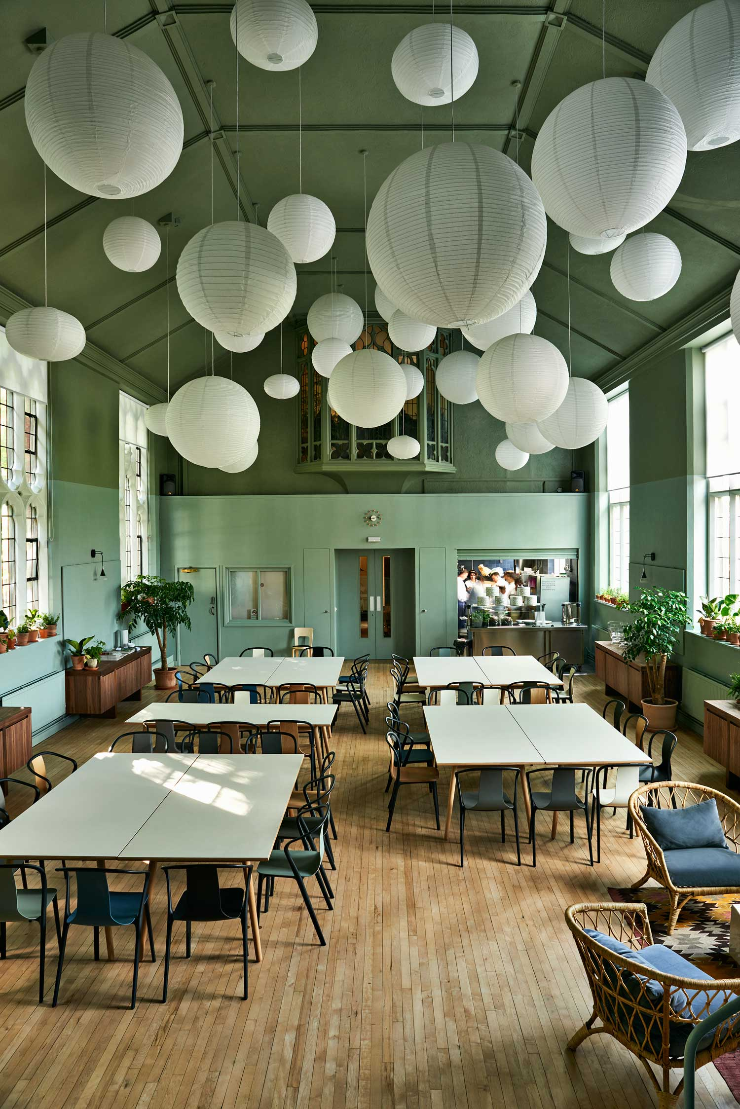 Lse Dining Room