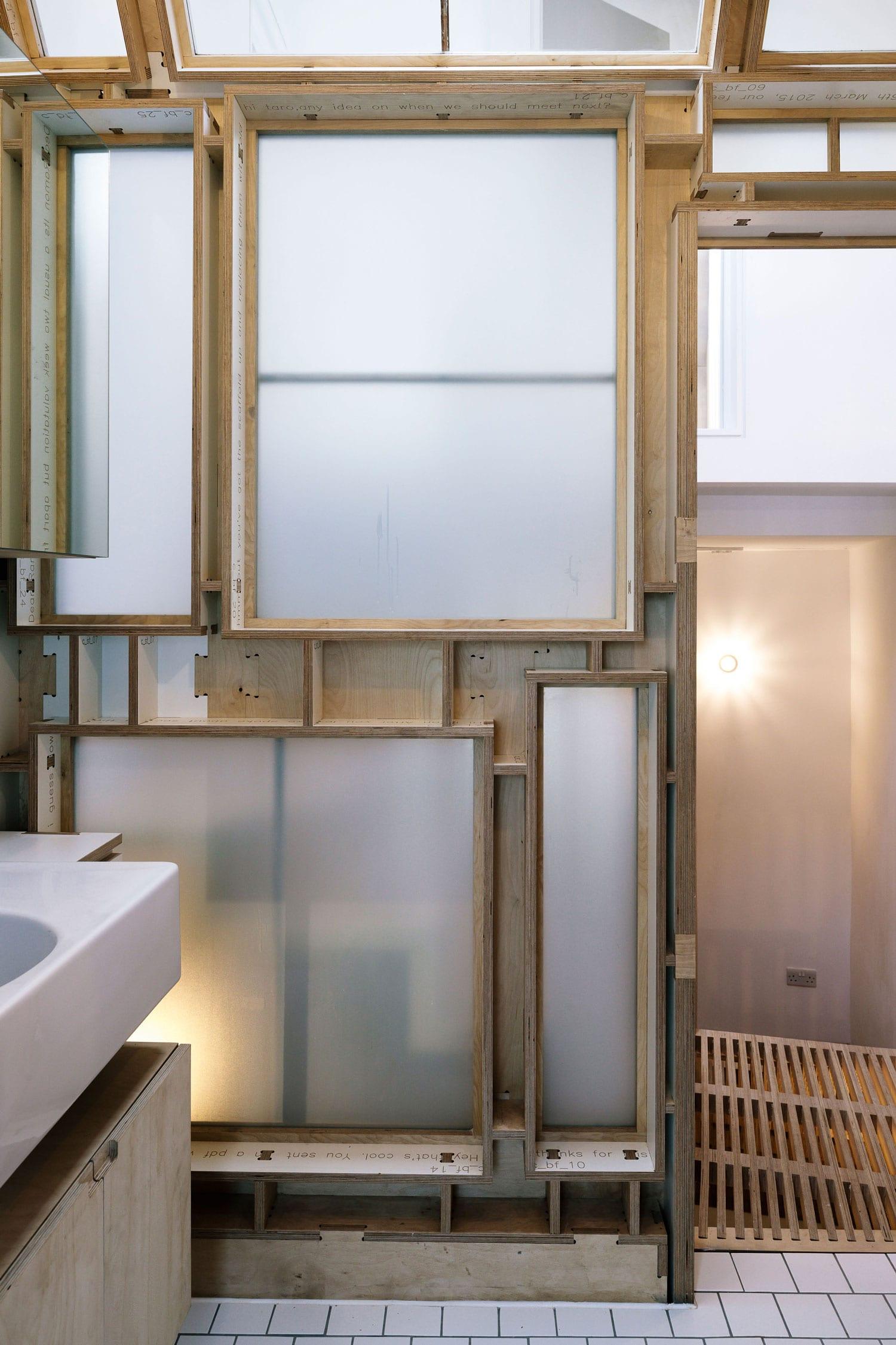 Tsuruta Architects Radically Refurbish A Former Squat