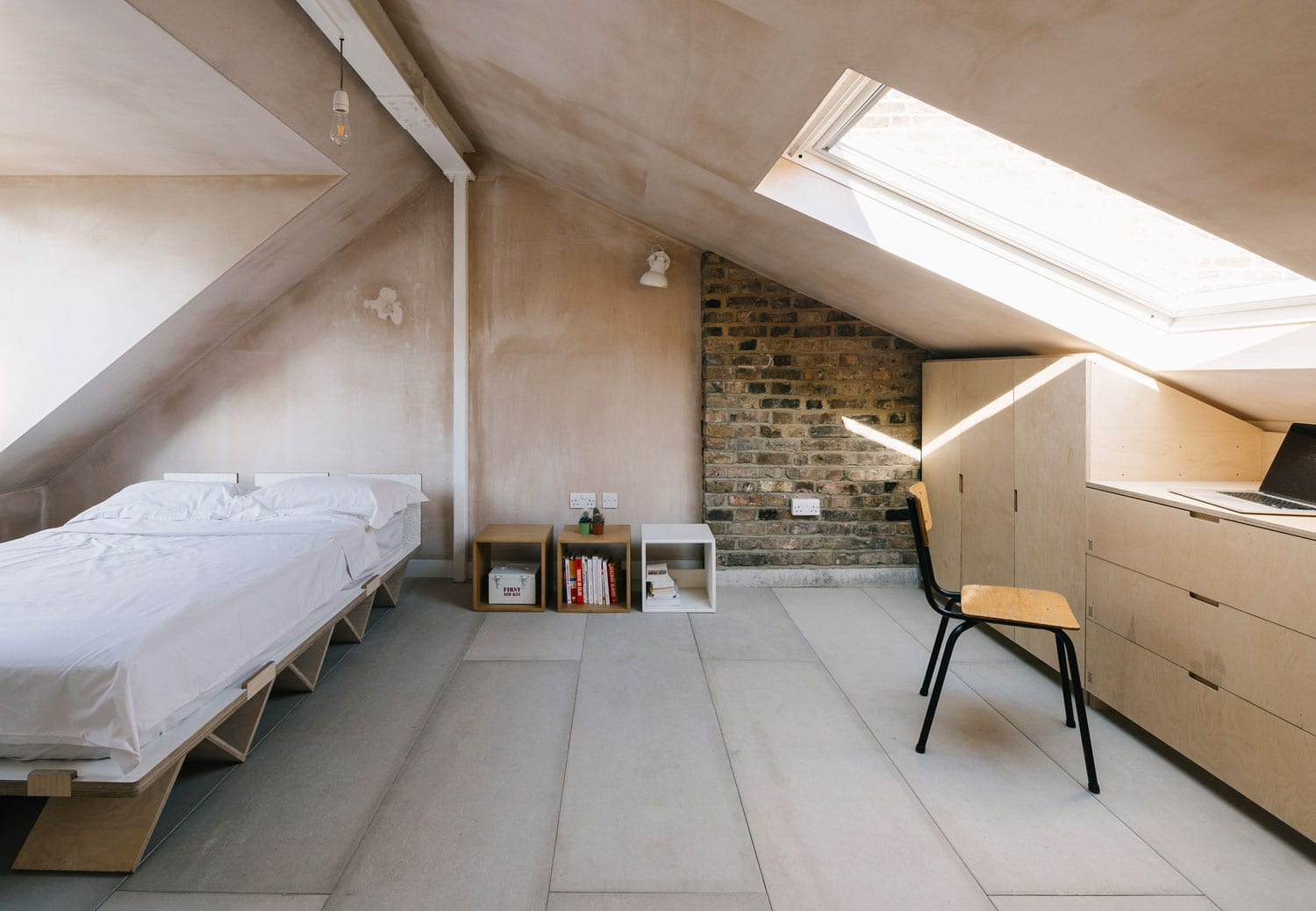 Tsuruta Architects Radically Refurbish A Former Squat