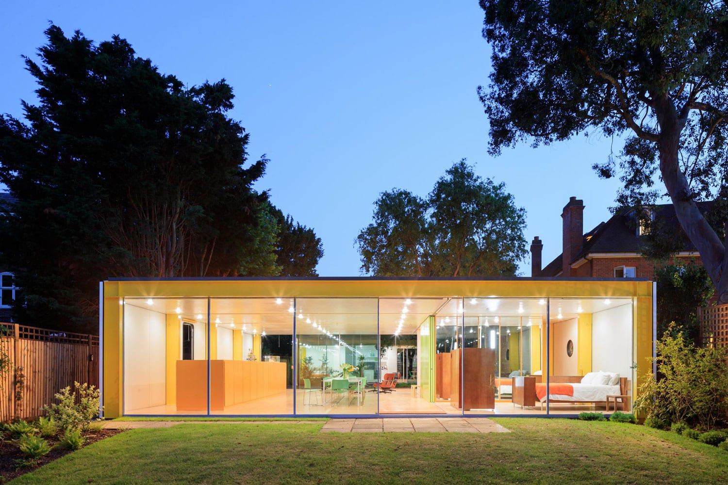 Richard Rogers 1960 House Renovated By Philip Gumuchdjian