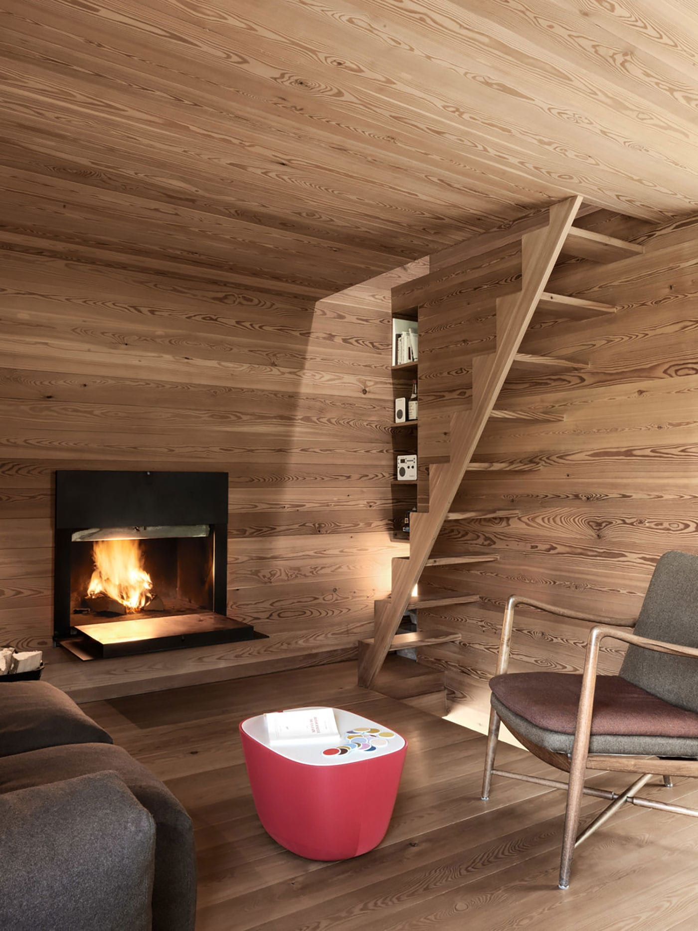 In The Middle Of Nowhere Sarreyer Cabin By Rapin Saiz