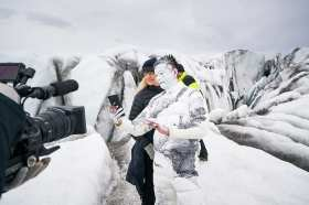 Moncler's Latest Campaign by Annie Leibovitz featuring Liu Bolin | Yellowtrace