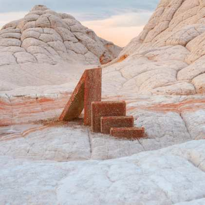 Co-Existe: Exploration of Digital vs Natural Materials & Environments   Yellowtrace