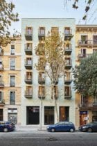 110 Rooms: Jaw-Dropping Apartment Building in Barcelona by MAIO Architects | Yellowtracce