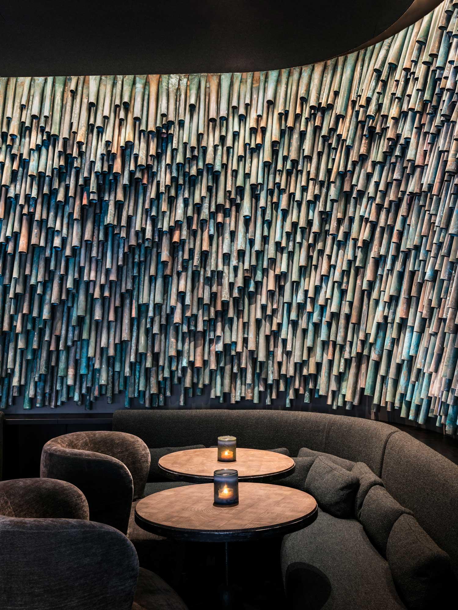 National Des Arts Et M Tiers Paris By Raphael Navot Yellowtrace # Meuble Tv Murale Meuble Tv Murale Design Ronna Mobilo Design