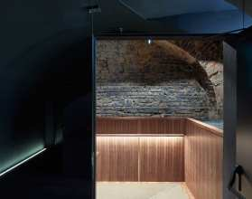 An Underground Krypt Bar by Büro KLK in Vienna, Austria | Yellowtrace
