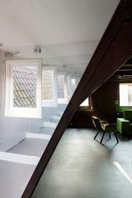 Institute of Advanced Study of the University of Amsterdam by HOH Architecten | Yellowtrace